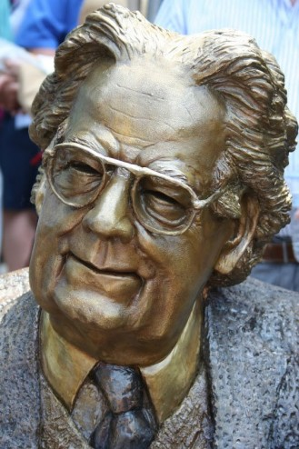 Northrop Frye Sculpture